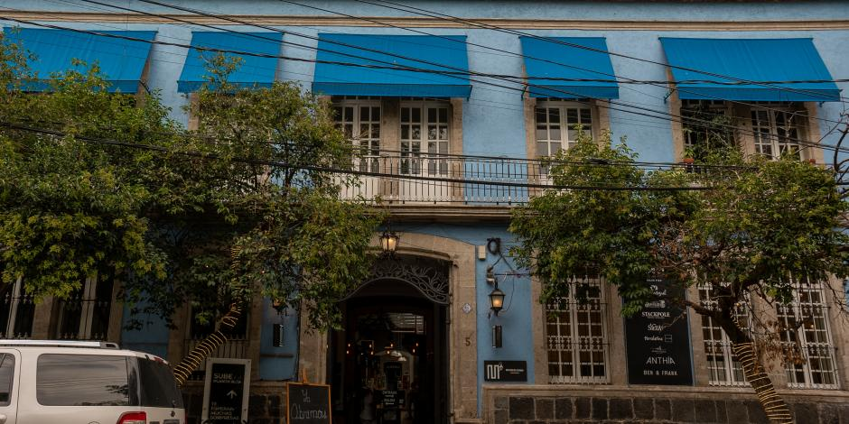 Fachada del Mercado del Carmen