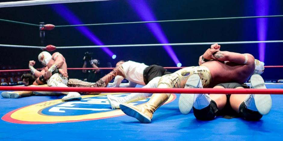 CMLL-Aniversario