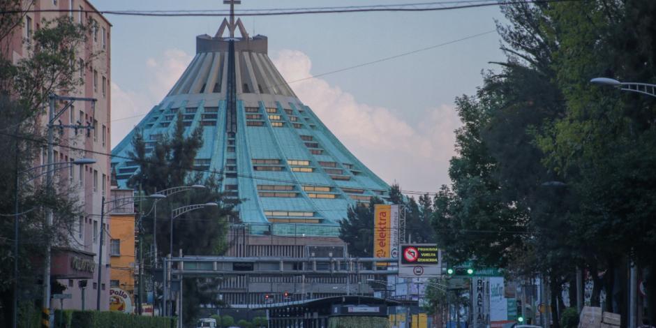 Basílica en tiempos COVID-19