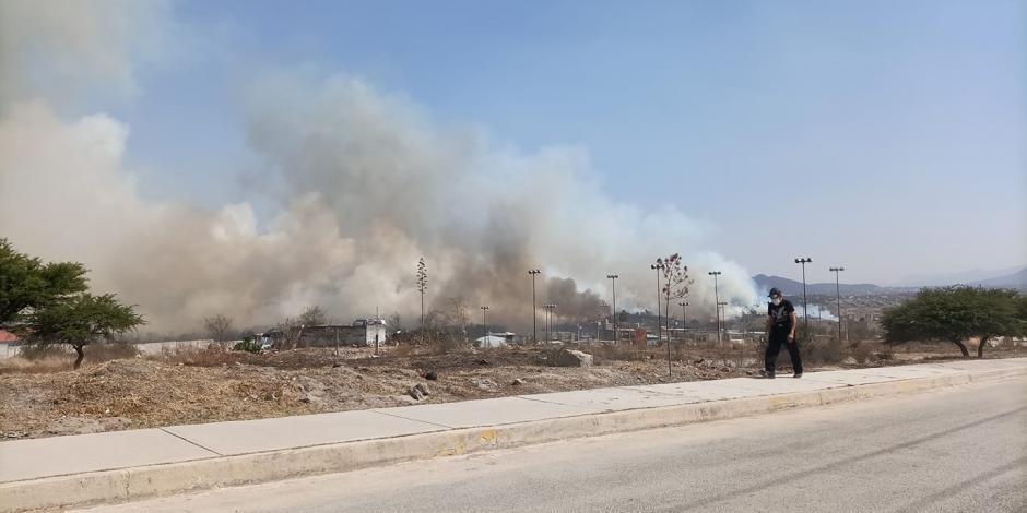 Incendio en Cuautitlán Izcalli