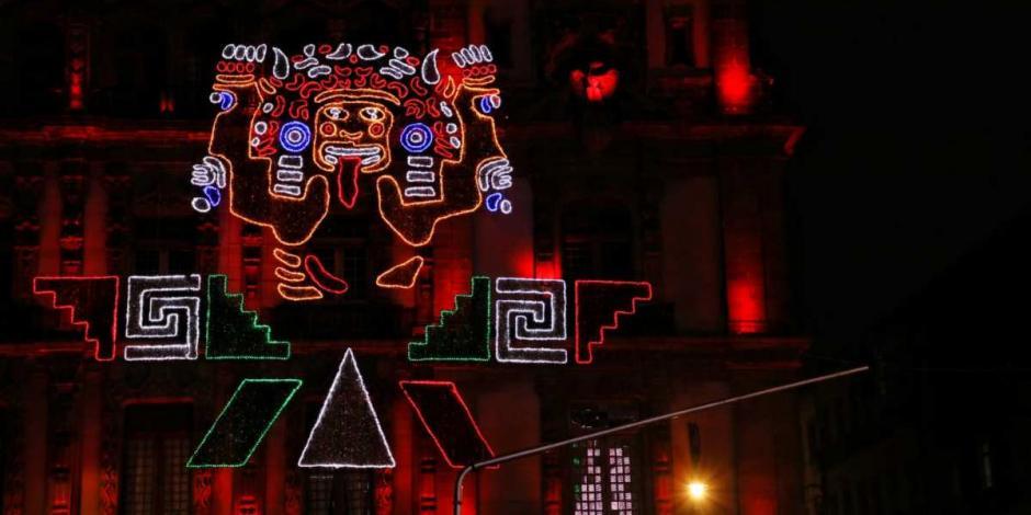 500 años de la caída de Tenochtitlan-México-zócalo-cdxm