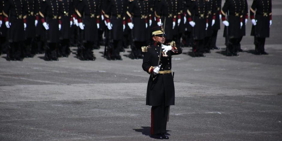 El Heroico Colegio Militar celebra 45 años de servicio a la patria