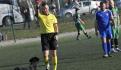 Perro futbol