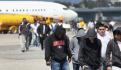 Deportación acelerada de migrantes en Estados Unidos
