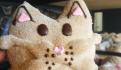 pan de muerto con formas de gatos, michimuerto