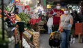 Economía mercado Central de Abastos CDMX México