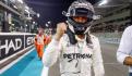 Bottas gana la pole para el GP de Abu Dabi