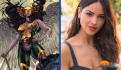 Eiza-Gonzalez-Hawkgirl-DC