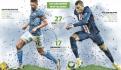 Manchester City y PSG, los más caros del orbe, por su primera Orejona