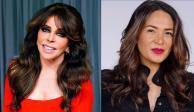 ¿Luna de miel? Difunden video de Verónica Castro y Yolanda Andrade en Acapulco