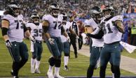 Eagles se corona en el Este de la Nacional y clasifica a playoffs