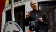 Julian Assange es arrestado por la policía británica