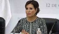 Reconstrucción será de 3.8 mmdp: Rosario Robles