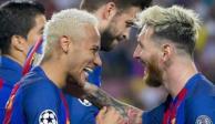 Messi y Neymar, nominados al mejor gol del año de la FIFA