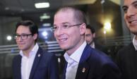 Ricardo Anaya llama cobarde y soberbio a AMLO