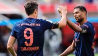 Bayer Leverkusen 2-4 Bayern Múnich