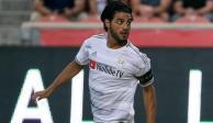 "Carlos Vela no disputará el torneo ""MLS Is Back"" con el LAFC"