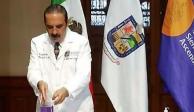Manuel de la O Cubrebocas