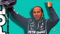 Lewis Hamilton consigue la pole position para el GP de Inglaterra