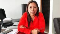 Alejandra Flores Espinoza, diputada local por Morena