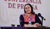 María Luisa Albores