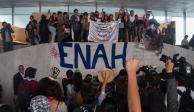 protesta ENAH