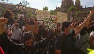 Protestas por Giovanni