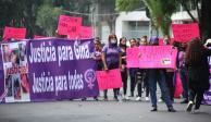 Manifestación Segob