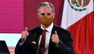 El subsecretario de Prevención y Promoción de la Salud, Hugo López-Gatell Ramírez.