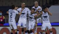 Liga MX: Pumas cumple con la hazaña, le mete 4 a Cruz Azul y avanza a la final