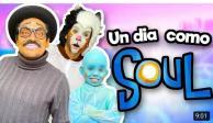"""Memo Aponte hace cosplay de """"Soul"""" y lo acusan de racista"""