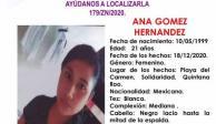 Ana Gomez protocolo alba