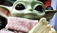 tamales de baby yoda