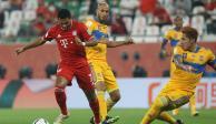 Bayern vs Tigres