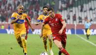 Mundial de Clubes, Tigres, Bayern Múnich