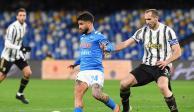 VIDEO: Resumen y goles en HD del Napoli vs Juventus, Jornada 22 de la Serie A