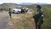La familia LeBarón viajaba en caravana por la zona de Bavis- pe cuando fueron interceptados por un comando armado, en noviembre de 2019.