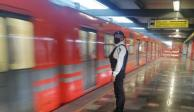 Colapsa Línea 5 del Metro