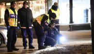 Ataque terrorista- Suecia