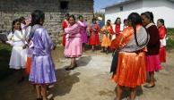 Mujeres Mazahuas