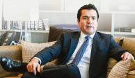 Eduardo Osuna, director de BBVA México, en una imagen de archivo.