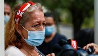 Madre de Victoria Salazar pide justicia por muerte de su hija