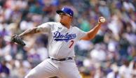 MLB: Julio Urías debuta en Temporada 2021 lanzando siete entradas (VIDEO)