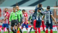 Atético Pantoja-Monterrey