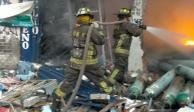 Explosión en Iztapalapa hoy