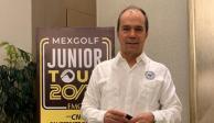 El golf tiene un auge nunca antes visto: Carlos Ortiz
