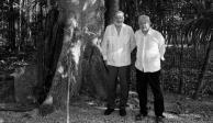 El empresario Carlos Slim y el presidente de México, Andrés Manuel López Obrador