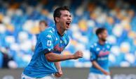 Chucky Lozano, con los días contados en el Napoli; se va a este equipo