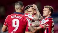 Atlético de Madrid-Osasuna