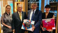Miguel Torruco anuncia visita de Zurab Pololikashvili, titular de la OMT, a México